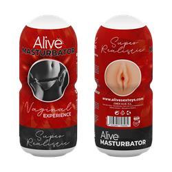 Masturbador Vaginal Alive