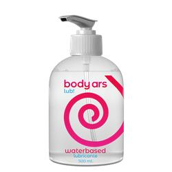 Dosificador Gel Body Ars Natural Waterbased 500 ml