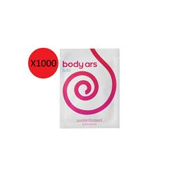 Caja 1000u. Sobres Monodosis Gel B.A. Natural 4 ml