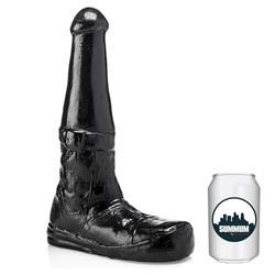 Boots - 26 cm. x 8.5 cm.