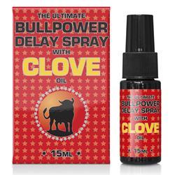 Bull Power Clove Delay Spray 15 ml. Clave 100
