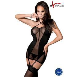 ARIETTA CORSET black S/M - Avanua