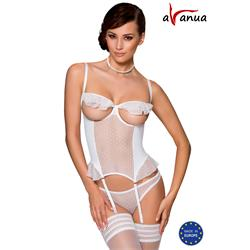 EFFI CORSET white S/M - Avanua
