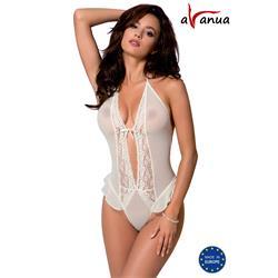 ARIEL BODY ecru S/M - Avanua