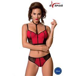 COLINE SET red S/M - Avanua