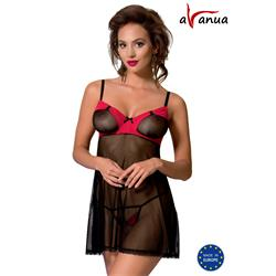 VALENTINE CHEMISE red S/M - Avanua