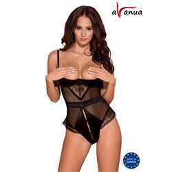HANAN BODY black S/M - Avanua