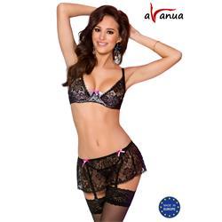 ARAS SET black S/M - Avanua
