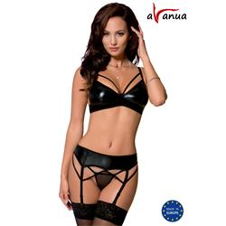 MURIEL SET black S/M - Avanua