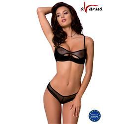 REBECCA SET black S/M - Avanua