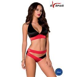 HARPER SET red S/M - Avanua