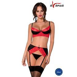 ODINA SET black S/M - Avanua
