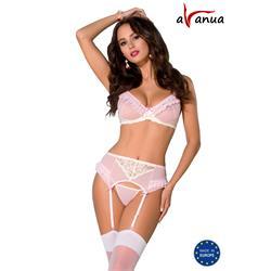 SISI SET pink S/M - Avanua