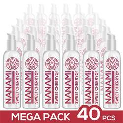 Pack de 40 Nanami Water Based Lubricant Sweet Chel