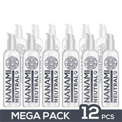 Pack de 12 Nanami Water Based Lubricant Neutral 1.