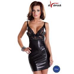 DONNA CHEMISE black S/M - Avanua