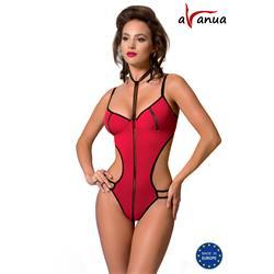 COLINE BODY red S/M - Avanua