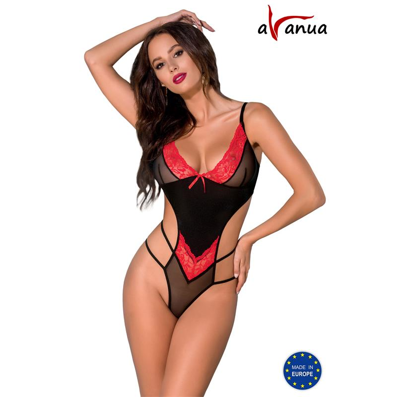 ODINA Body Black/Red