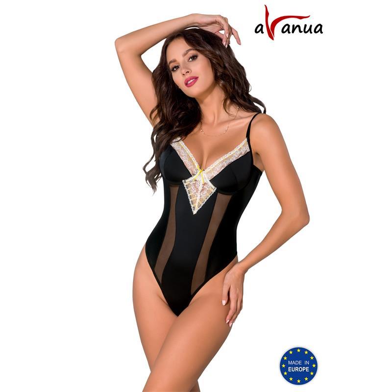 Rania Body Black