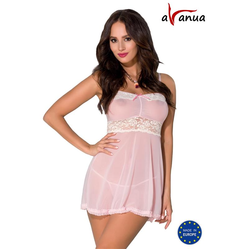 RASHA Chemise Pink