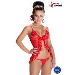 AGNI SET red S/M - Avanua