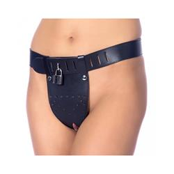 Chastity Briefs with padlocks-SM