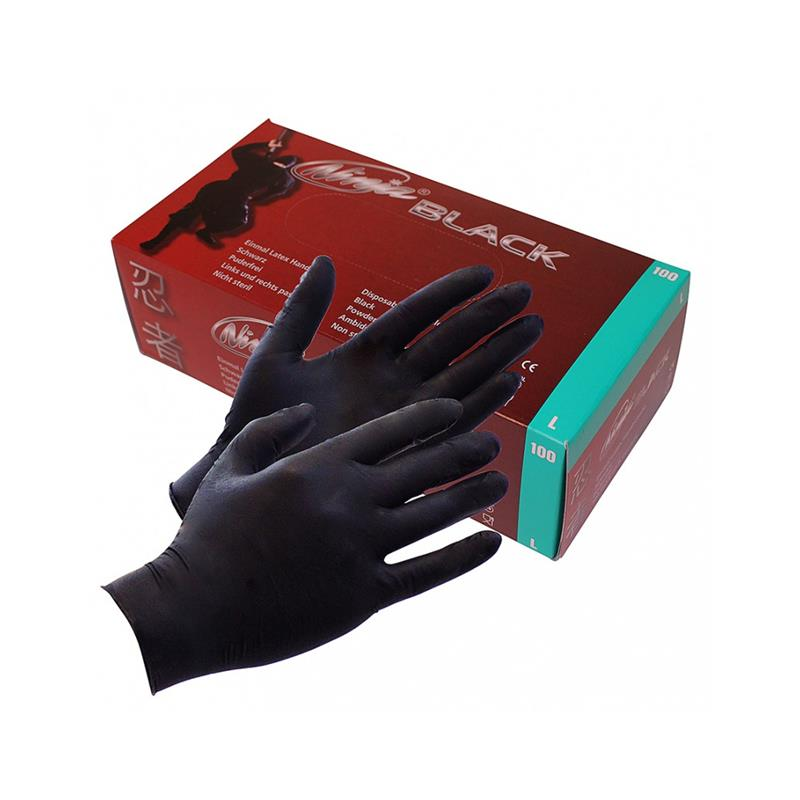 Latex Disposable Gloves 100 Pieces