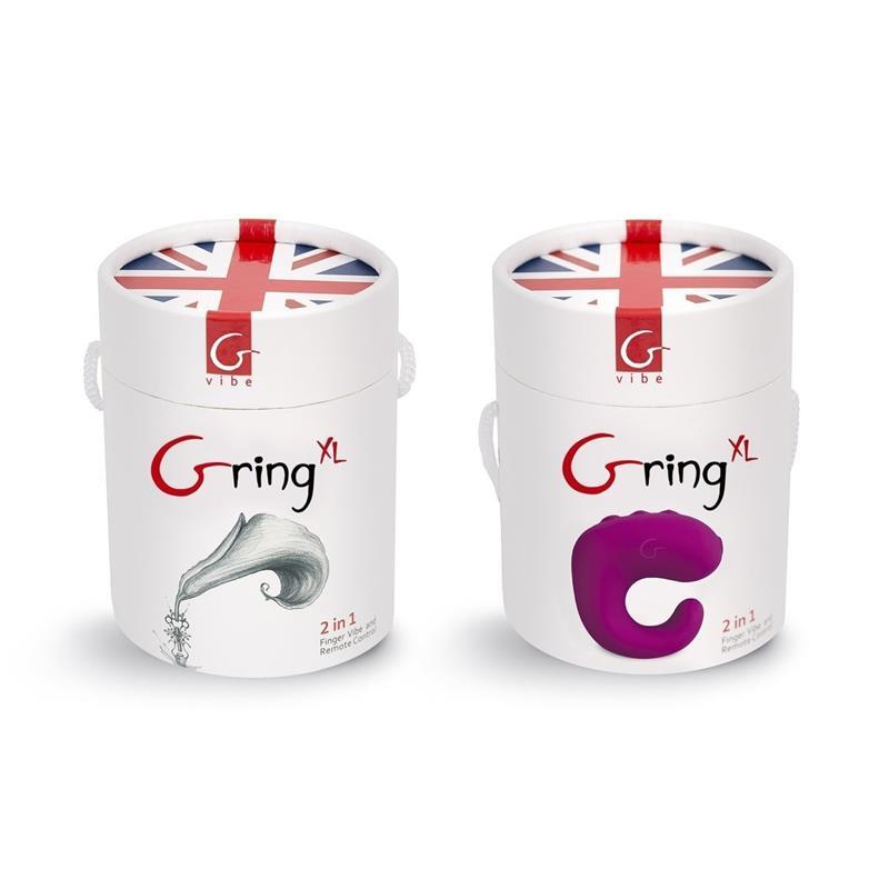 Finger Vibrator Ring Gring XL