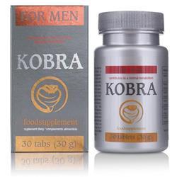 Kobra EN/PL/ES (30 tabs)