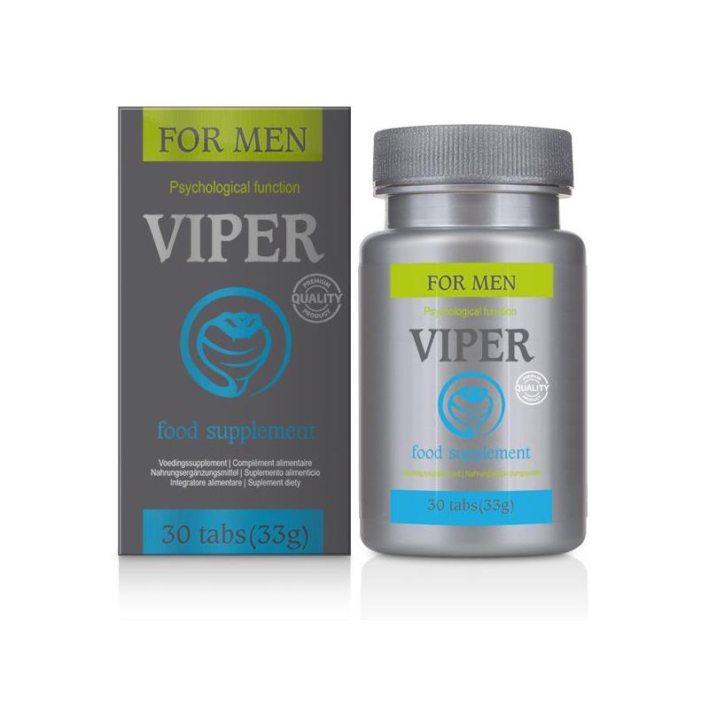 Male Booster Viper 30 Tabs