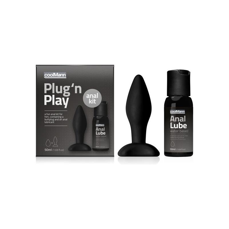 Plugn Play Duo Set 50 ml