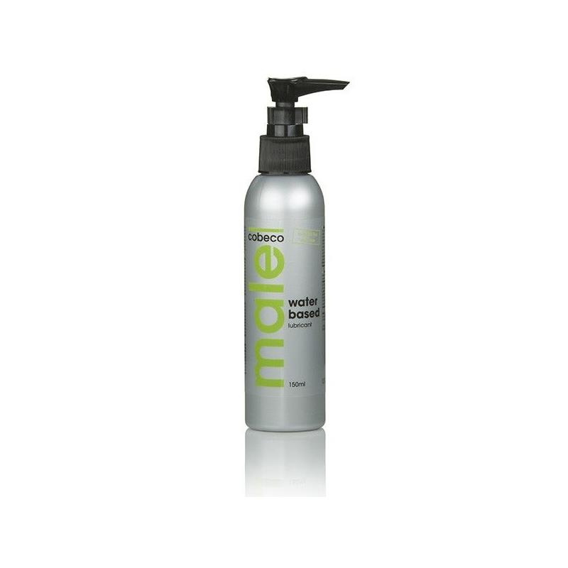 Male Water Base Lubricant  150 ml
