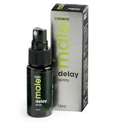 MALE Cobeco Delay Spray (15ml) (en/de/fr/es/it/nl)