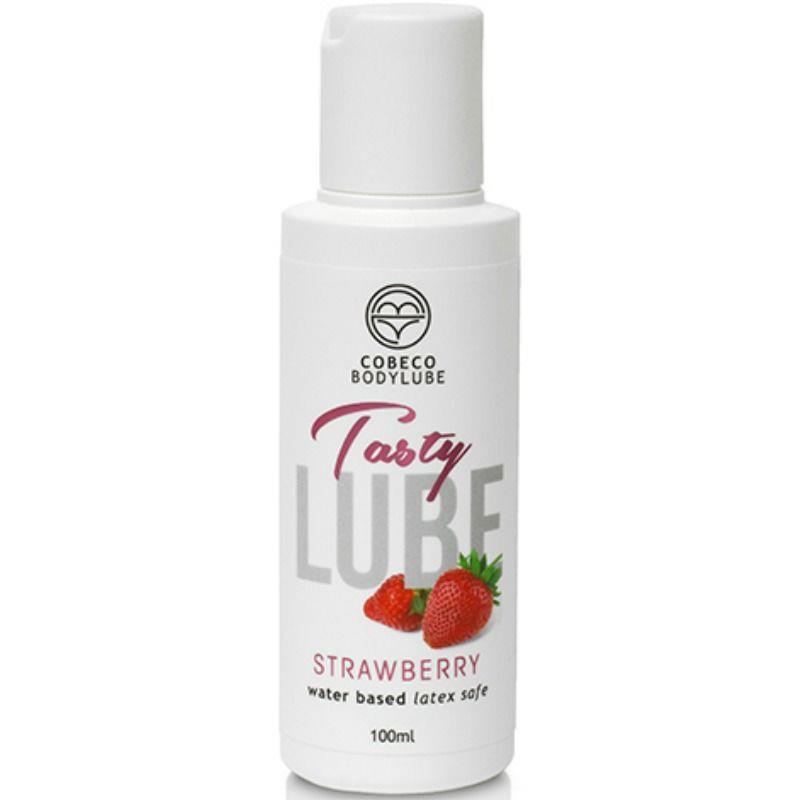 CBL Tasty Lube Strawberry 100 ml