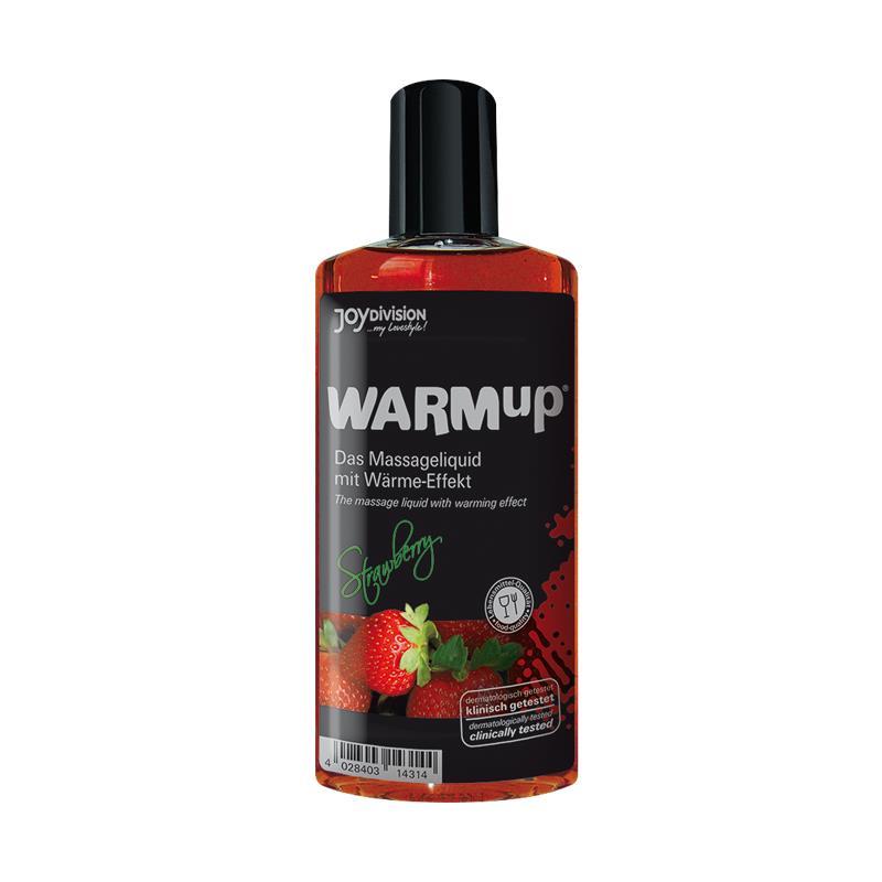 WARMup Strawberry 150 ml
