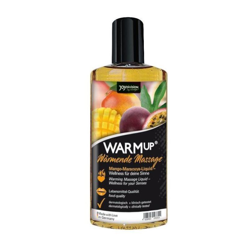 WARMup Mango and Maracuya 150 ml