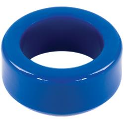 Cock Ring - Stretch To Fit - Blue