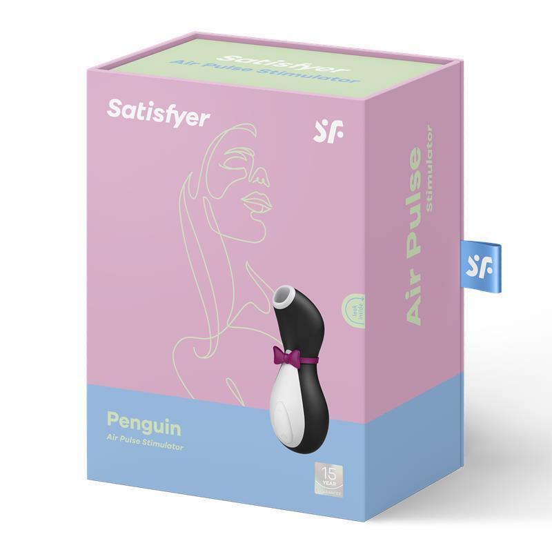 Satisfyer Pro Penguin Next Gen Black, White