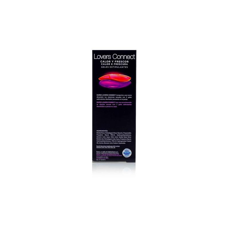 Stimulating Gel Play Love Connect 2X60 mm
