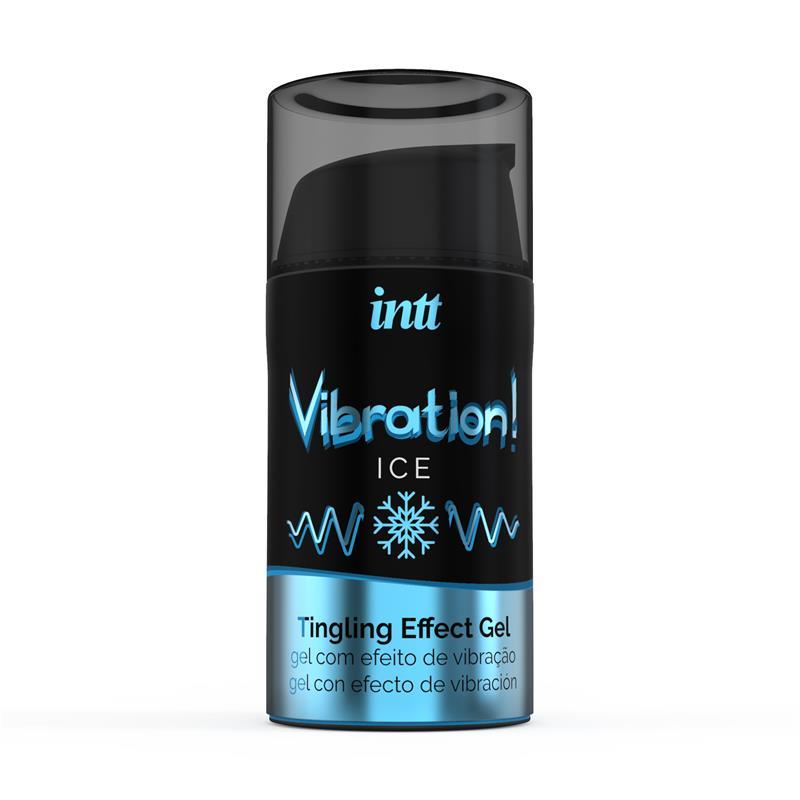 Vibration Ice Liquid Vibrator 15 ml