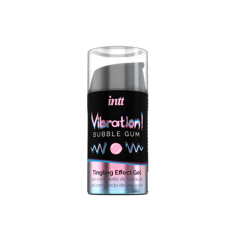 Liquid Vibrator Bubble Gum Aroma 15 ml