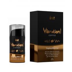 Vibration Coffee Liquid Vibrator 15 ml.