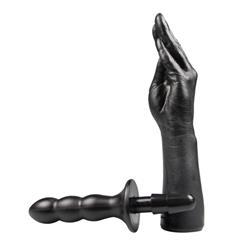 TitanMen - The Haqnd with Vac-U-Lock Compatible Ha