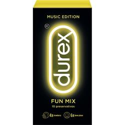 DISC*Music Edition Fun Mix 6 Dame Placer + 4 Fresa