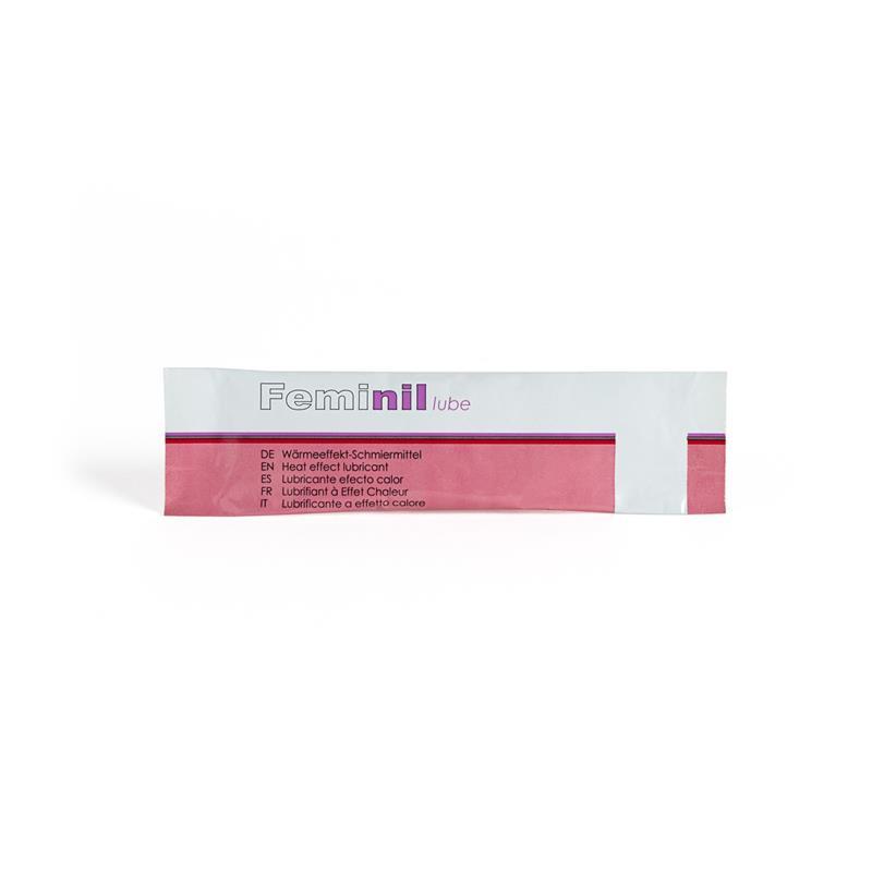 Warm Effect Feminil Lube 10 Monodose 5 ml