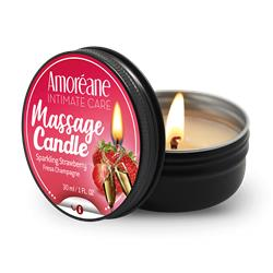 Sparkling Strawberry Candle 30 ml.