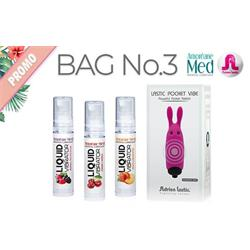 Prom.Bag 03-Lube Berries+Cherry+Peach+Pocket Pink