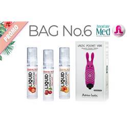 Prom.Bag 06(Lube Straw.+Cherry+Peach+Pocket Pink