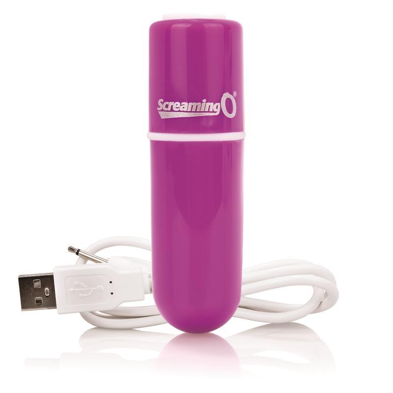 Charged Vooom  Bullet Vibe - Purple