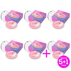 Pack 5+1 Mon Ami USB Sucking & Vibrating Massager